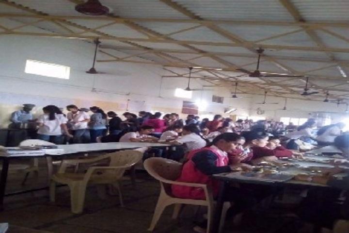 Shardabai Pawar Womens Junior College-Cafeteria
