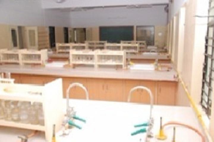 Shardabai Pawar Womens Junior College-Chemistry Laboratory