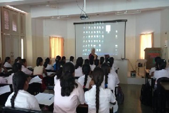 Shardabai Pawar Womens Junior College-Classroom