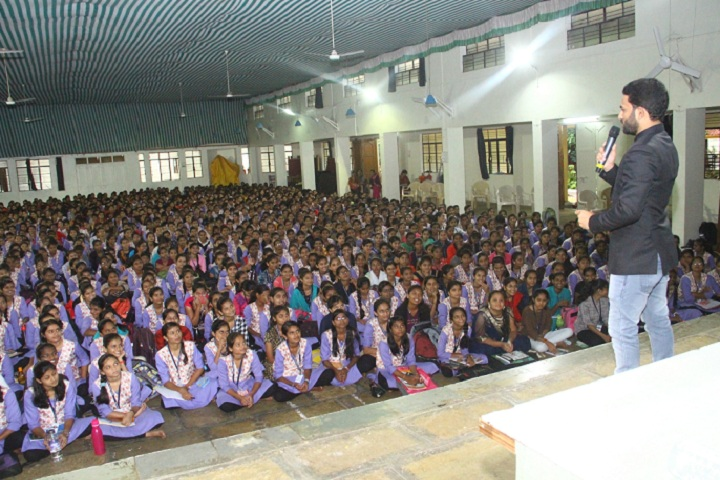 Shardabai Pawar Womens Junior College-Programme