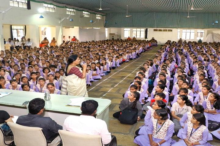 Shardabai Pawar Womens Junior College-Speech