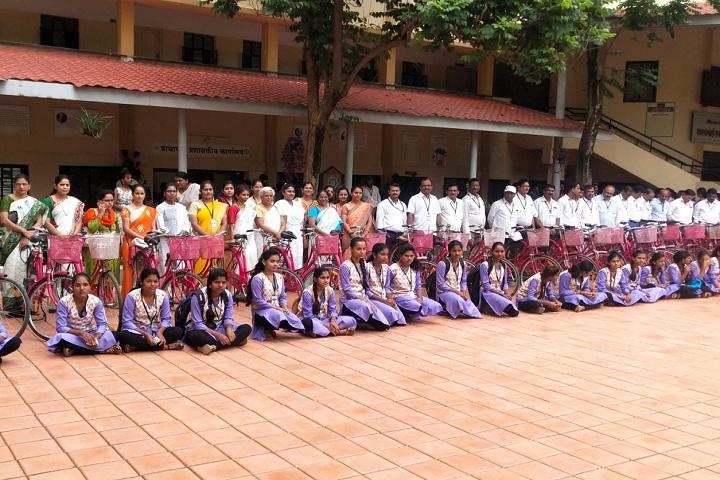 Shardabai Pawar Womens Junior College-Staff and Students