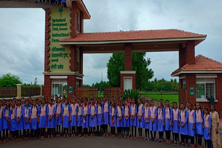 Shardabai Pawar Womens Junior College-Students
