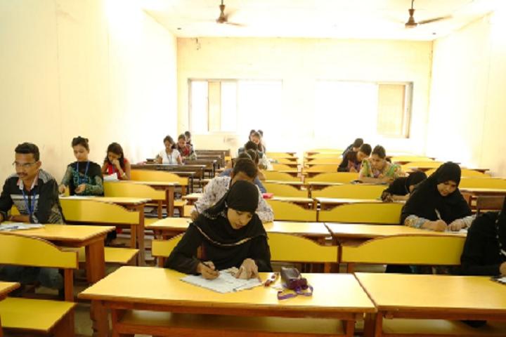 Bhiwandi Nizampur Nagarpalika College-Classroom