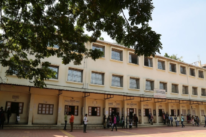Bhiwandi Nizampur Nagarpalika College-College Building