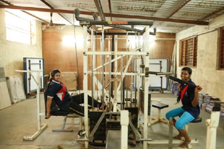 Bhiwandi Nizampur Nagarpalika College-Gymnasium
