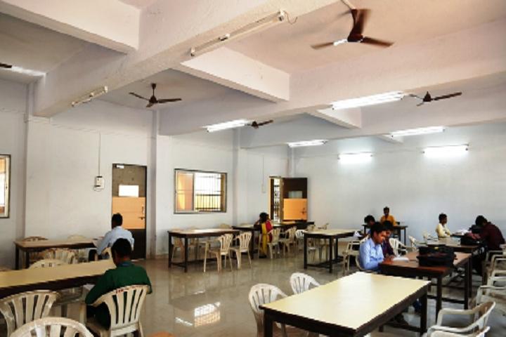 Bhiwandi Nizampur Nagarpalika College-Library Reading Room