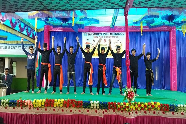 Sarvodaya Public School-Event