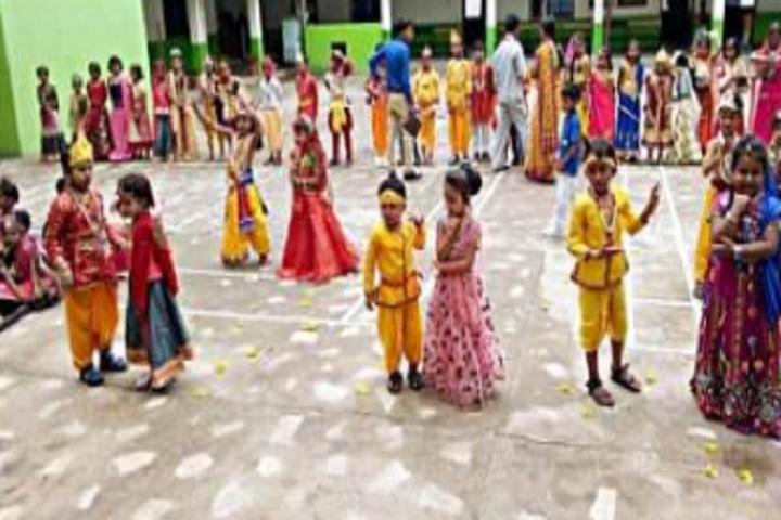 Sarvodaya Public School-Krishnastami Celebrations