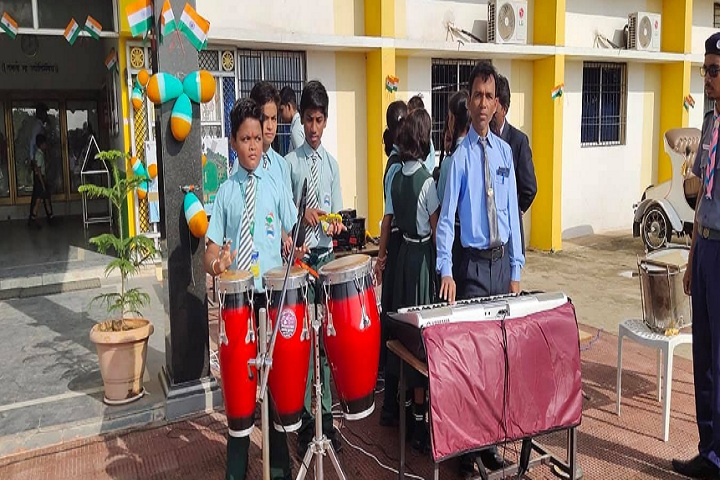 Sarvodaya Public School-Music