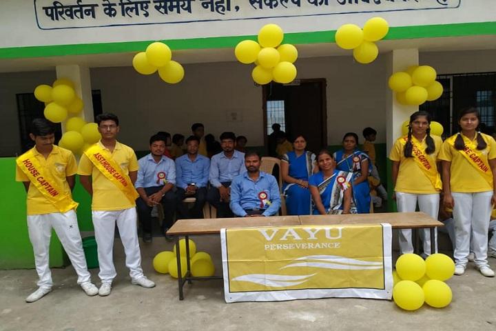 Sarvodaya Public School-Yellow day