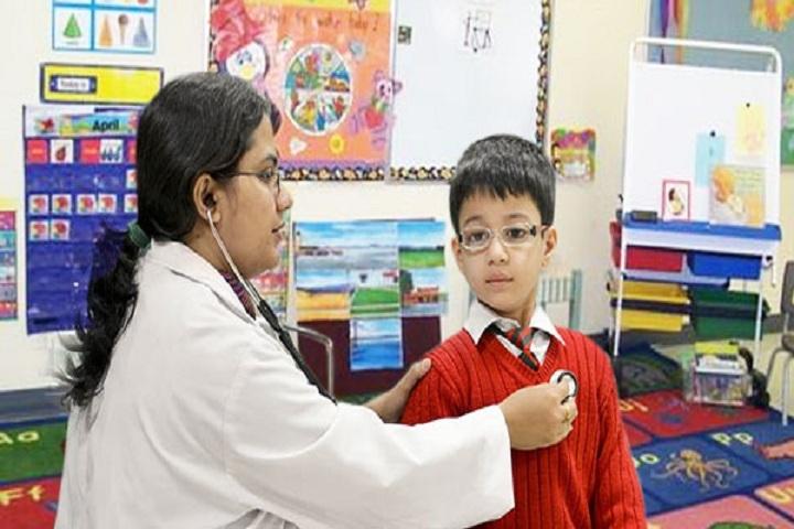 Sarvodaya Public School-Medical facilities