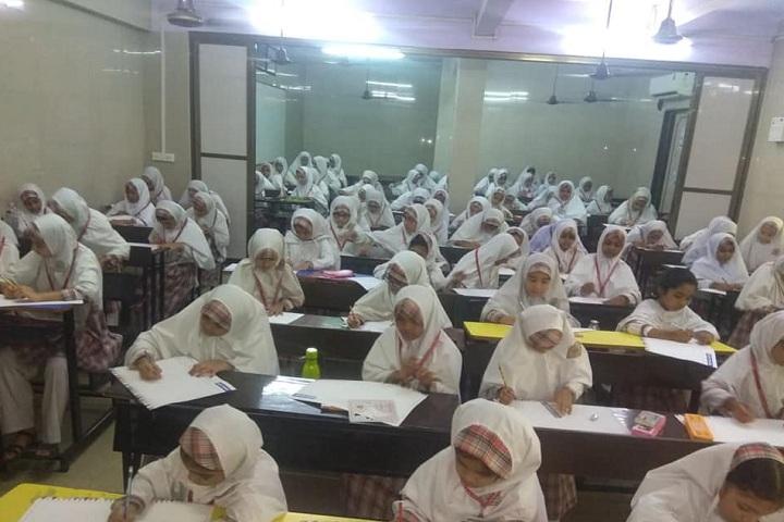 Dr Asadullah Khan English High School and Junior College-Classroom View