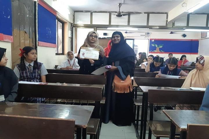 Dr Asadullah Khan English High School and Junior College-Classroom