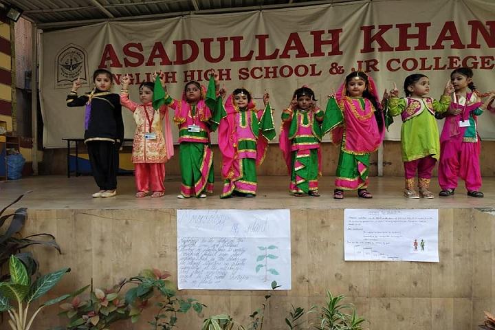 Dr Asadullah Khan English High School and Junior College-Function
