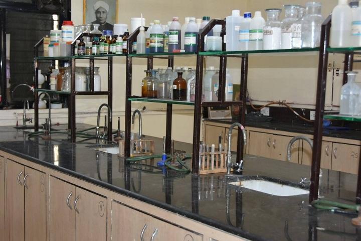 Dr Asadullah Khan English High School and Junior College-Laboratory