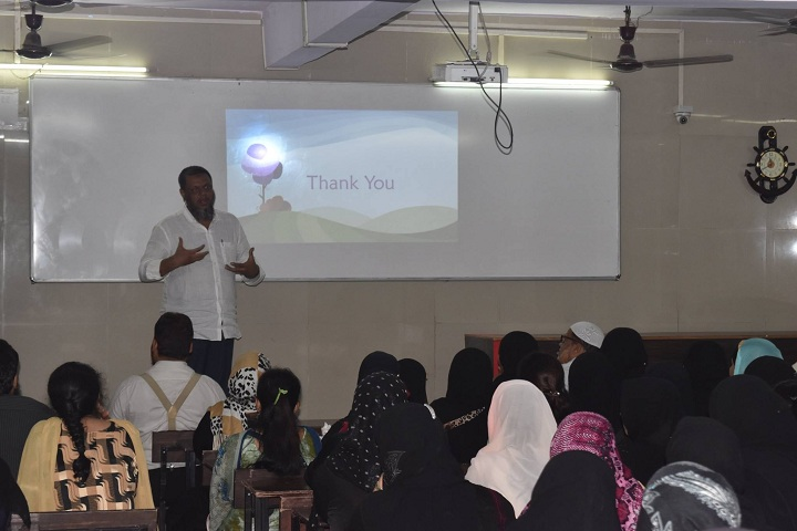 Dr Asadullah Khan English High School and Junior College-Online Programme