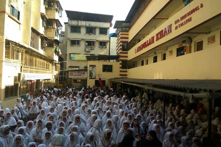 Dr Asadullah Khan English High School and Junior College-Prayer