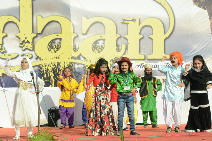 Dr Asadullah Khan English High School and Junior College-School Function