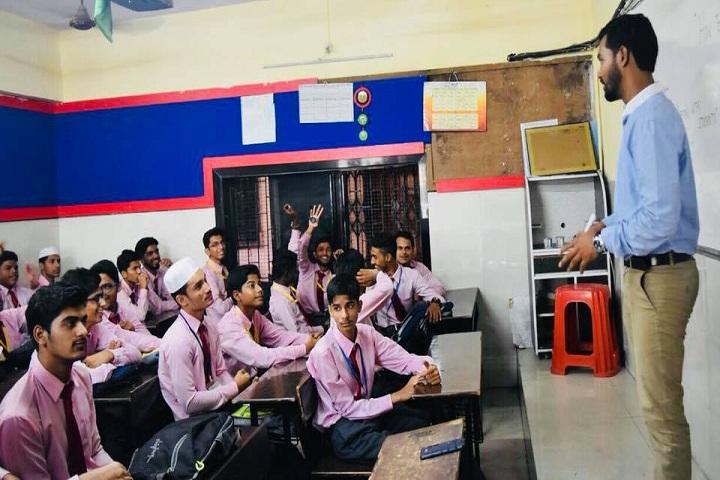Dr Asadullah Khan English High School and Junior College-Senior Classroom
