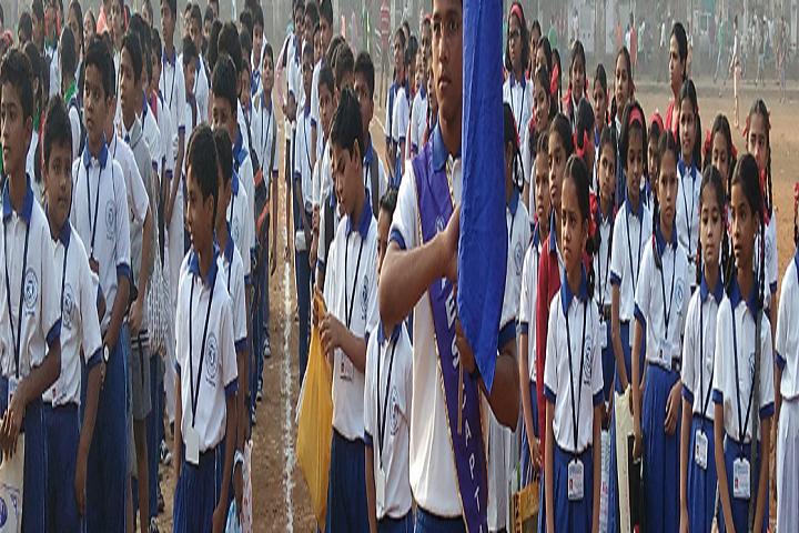 Abhyudaya Education Society High School and Junior College-Sports Day