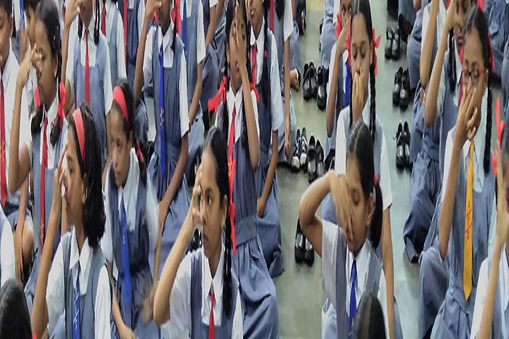 Abhyudaya Education Society High School and Junior College-Yoga