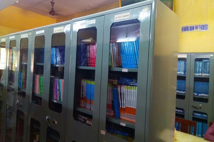 Dr Ambedkar College of Commerce and Economics-Library