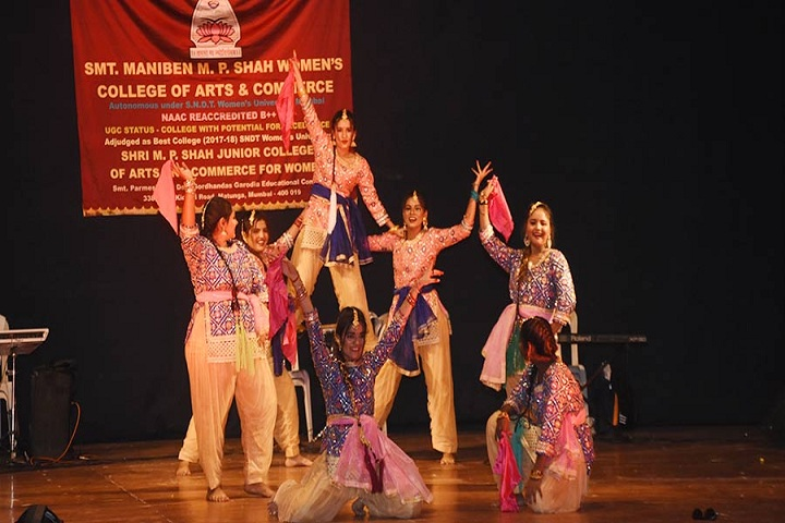 Smt Maniben M P Shah Womens College of Arts and Commerce-Annual Day