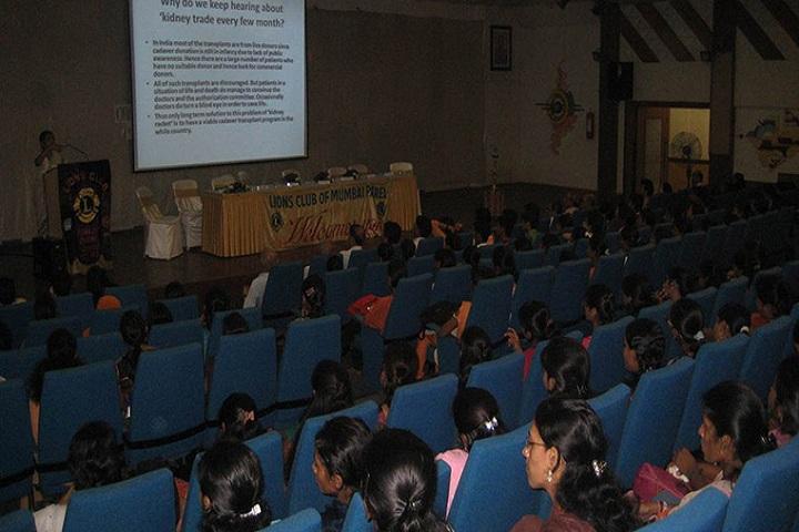 Smt Maniben M P Shah Womens College of Arts and Commerce-Auditorium