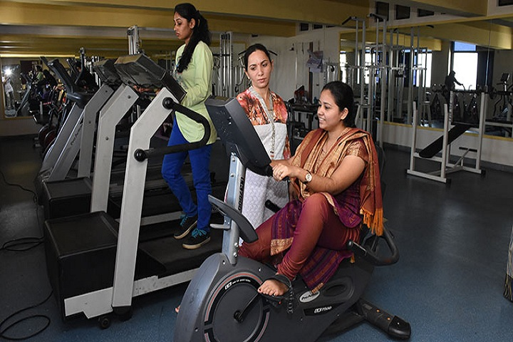 Smt Maniben M P Shah Womens College of Arts and Commerce-Gymnasium
