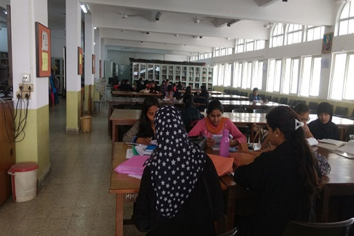 Smt Maniben M P Shah Womens College of Arts and Commerce-Library Reading Room