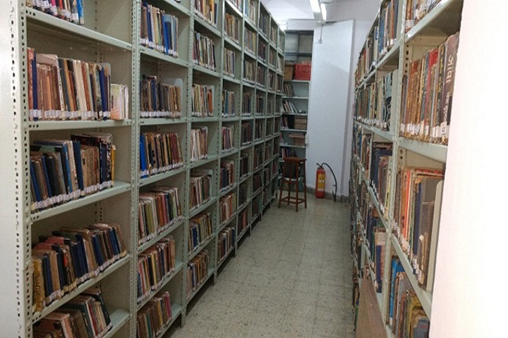 Smt Maniben M P Shah Womens College of Arts and Commerce-Library