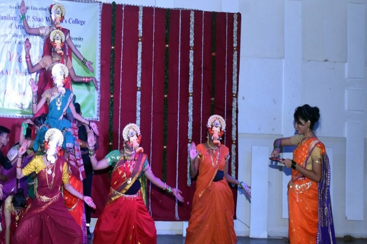 Smt Maniben M P Shah Womens College of Arts and Commerce-Programme