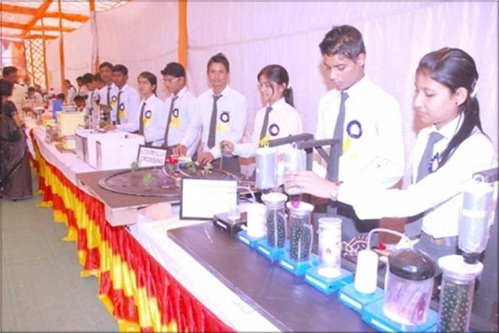 Shakuntala Vidyalaya-Science Exhibition