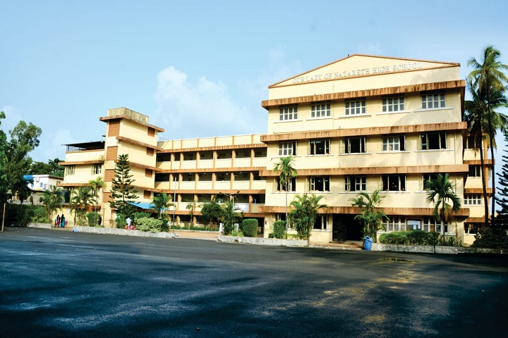 Our Lady Of Nazareth High School and Junior College-Campus Front View