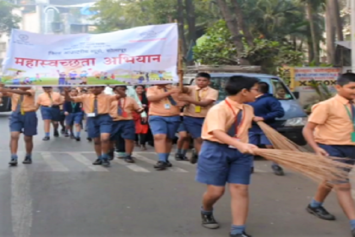 Our Lady Of Nazareth High School and Junior College-Cleanliness Drive