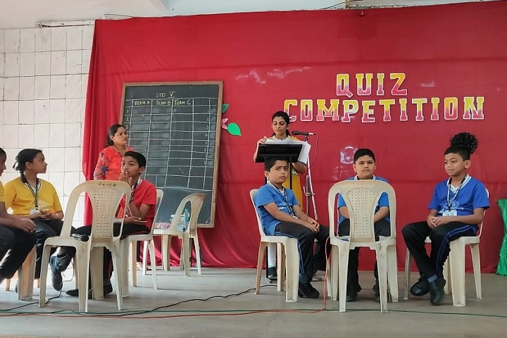 Our Lady Of Nazareth High School and Junior College-Quiz