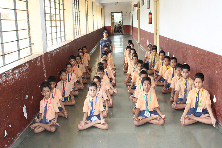 Our Lady Of Nazareth High School and Junior College-Yoga