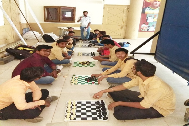 S B E S College Of Science-Indoor Games