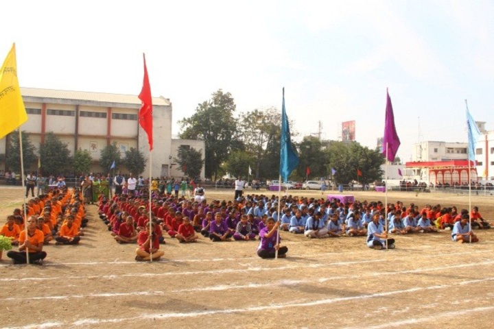 S B E S College Of Science-Sports Day