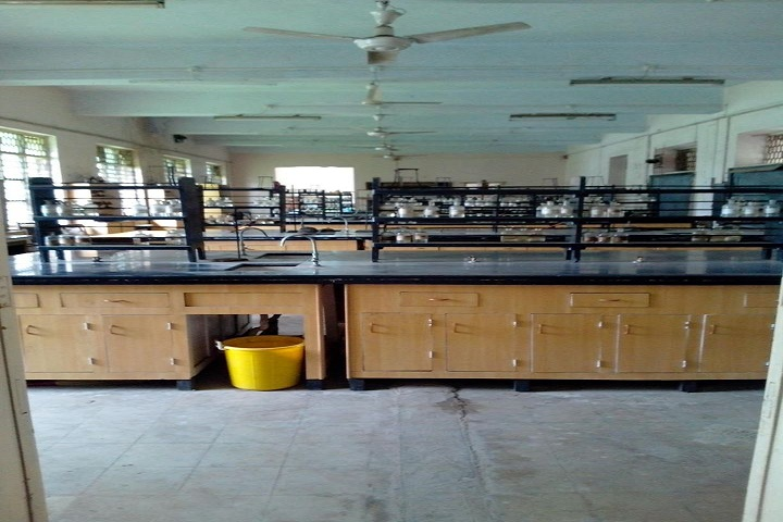 Government College of Arts and Science-Laboratory