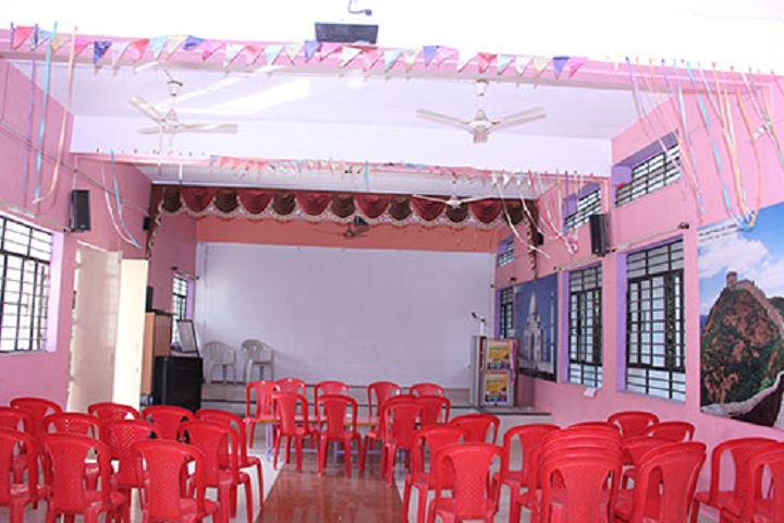 Navgan Shikshan Sanstha Rajuris Arts and Commerce College-Auditorium