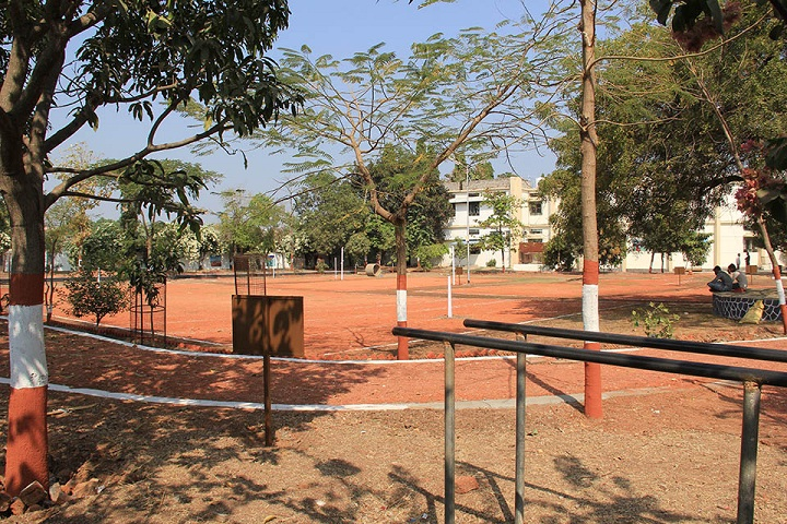 Navgan Shikshan Sanstha Rajuris Arts and Commerce College-Campus Full View