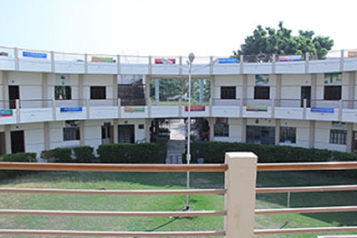Navgan Shikshan Sanstha Rajuris Arts and Commerce College-Campus-View