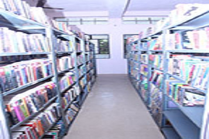 Navgan Shikshan Sanstha Rajuris Arts and Commerce College-Library View