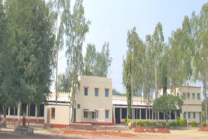Art Commerce and Science College-College Building