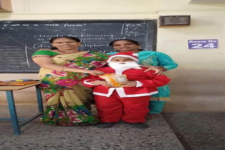 Tarapur Vidya Mandir and Junior College-Christmas Celebration