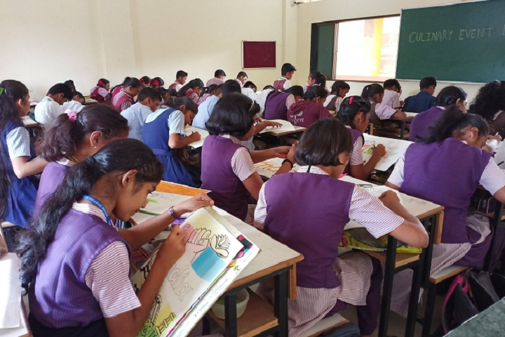Tarapur Vidya Mandir and Junior College-Classroom
