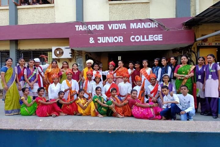 Tarapur Vidya Mandir and Junior College-Events