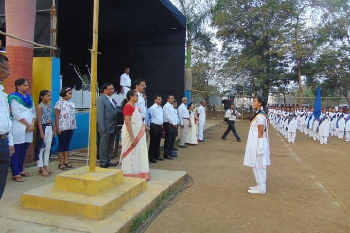 Tarapur Vidya Mandir and Junior College-Republic Day